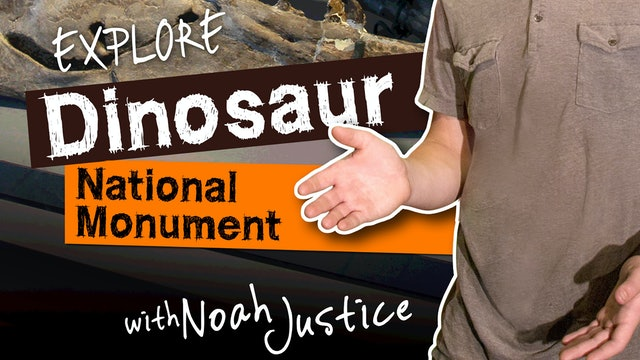 """Awesome Science """"Explore Dinosaur National Monument"""""""