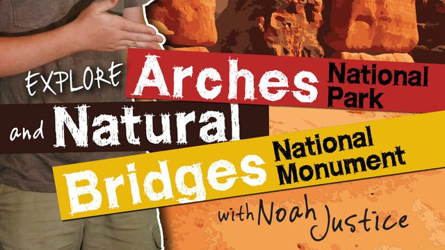 "AS ""Explore Arches / Natural Bridges""..."