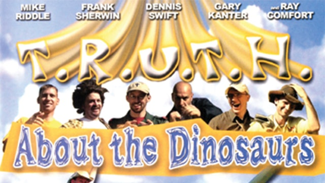 TRUTH about Dinosaurs Trailer