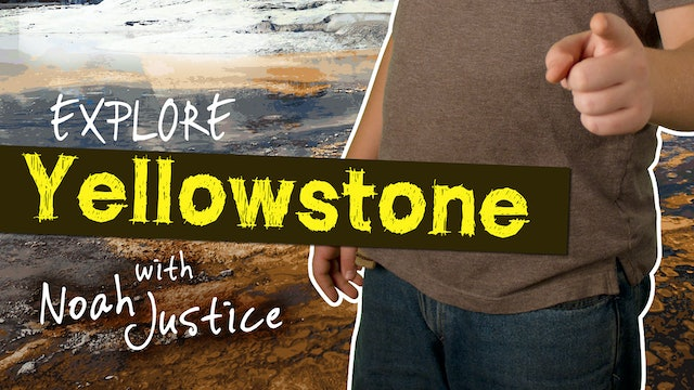 """Awesome Science """"Explore Yellowstone"""""""