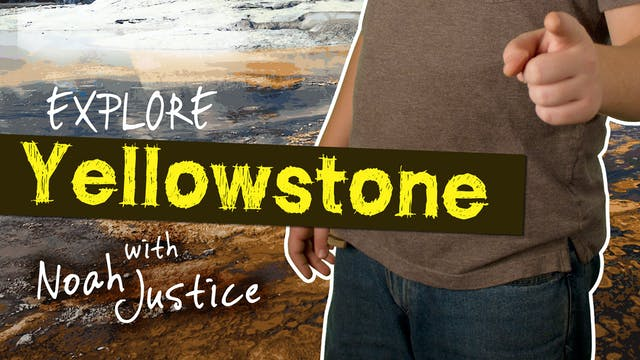 "Awesome Science ""Explore Yellowstone"""