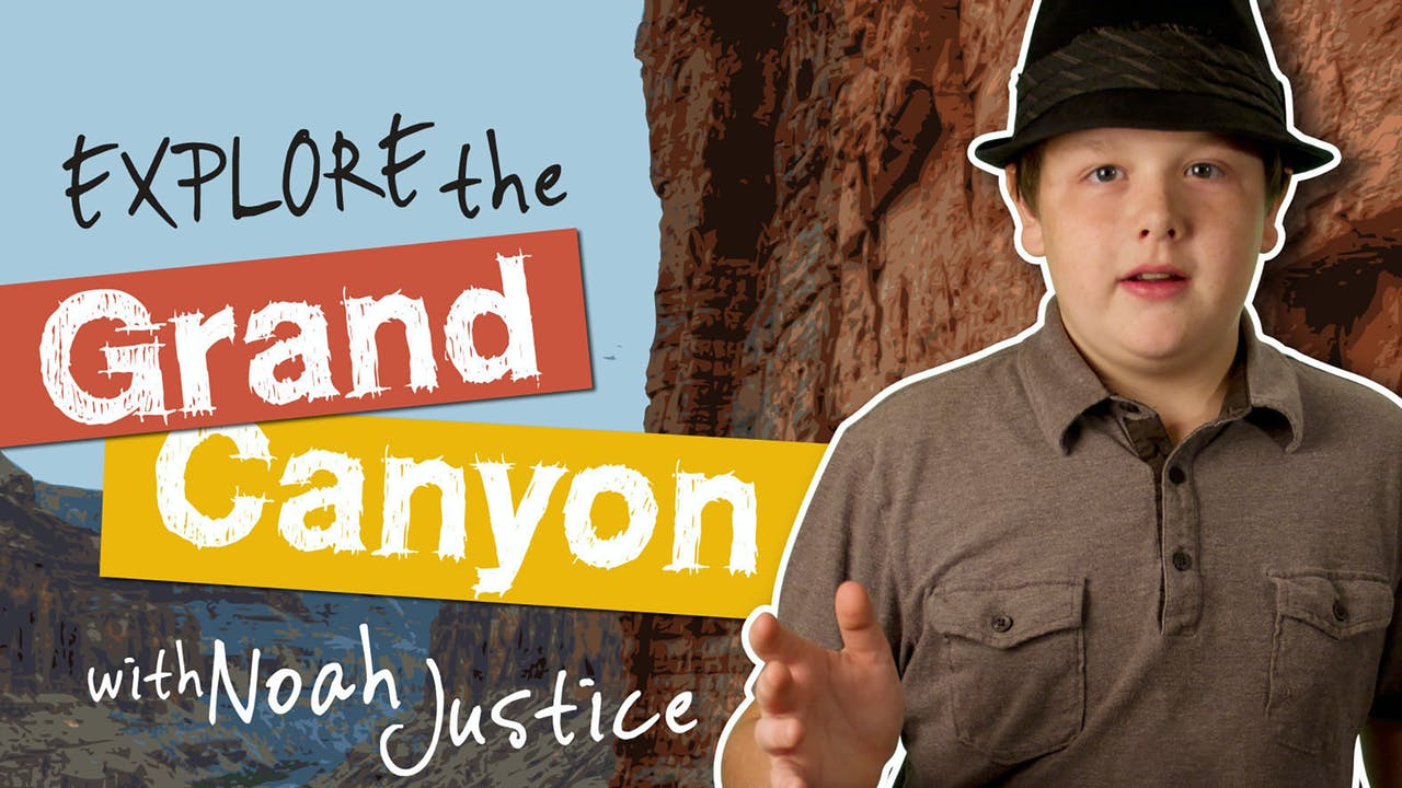 "Awesome Science ""Explore the Grand Canyon"""