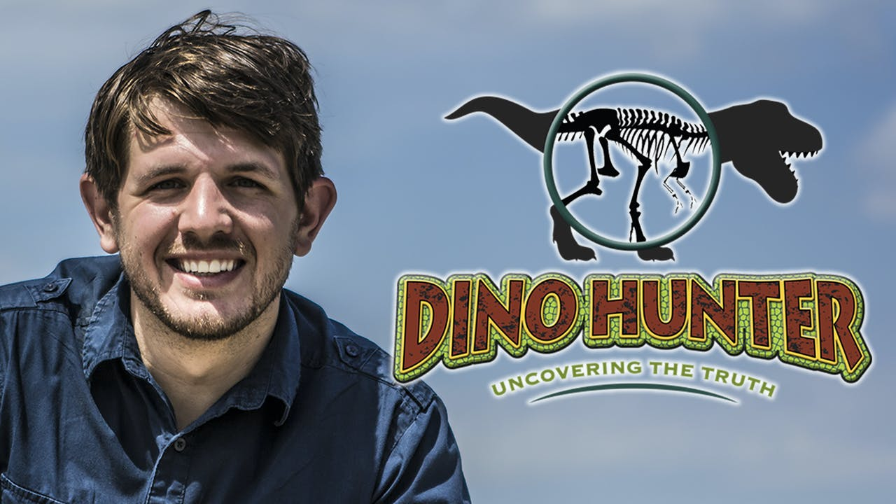 Dino Hunter Documentary Set