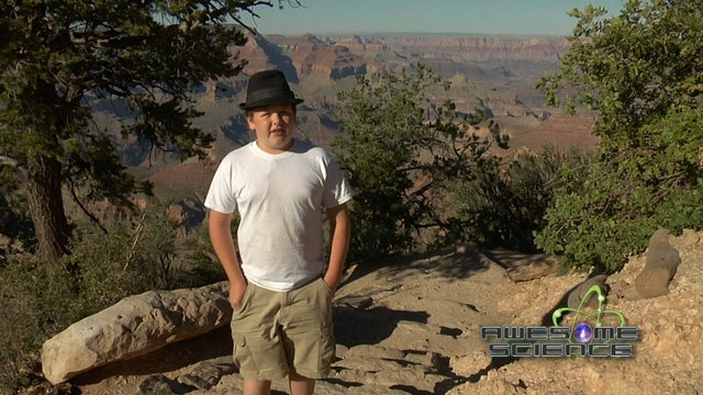 """AS """"Explore the Grand Canyon"""" Bloopers"""