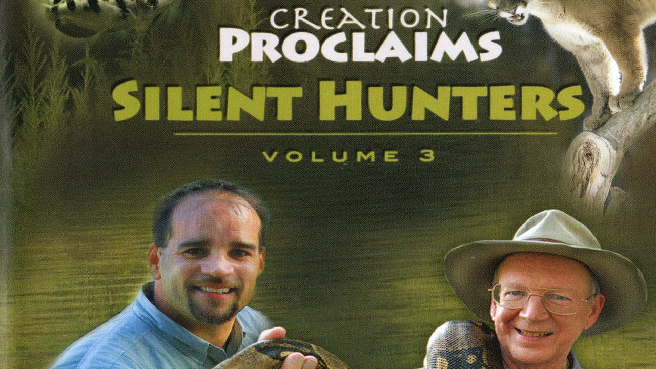 Creation Proclaims Vol3 - Silent Hunters