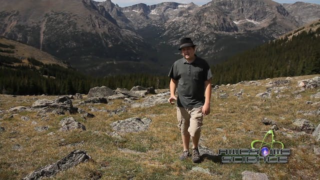 "AS ""Explore Rocky Mountain National Park"" Bloopers"