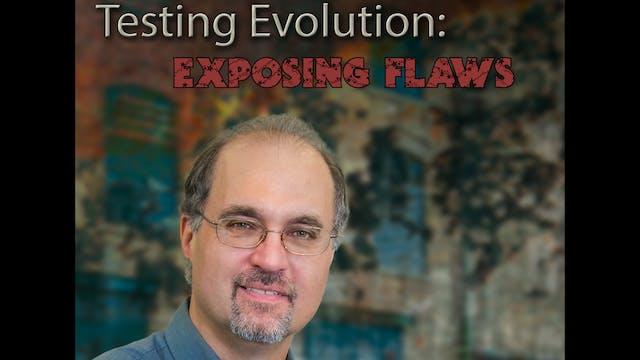 Testing Evolution Documentary
