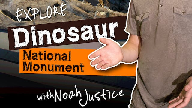 "Awesome Science ""Explore Dinosaur National Monument"""