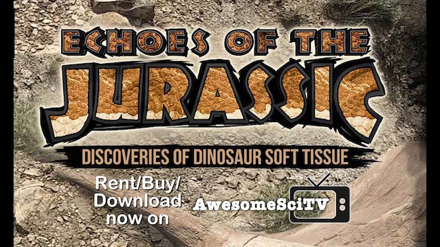 Echoes of Jurassic Trailer ASTV
