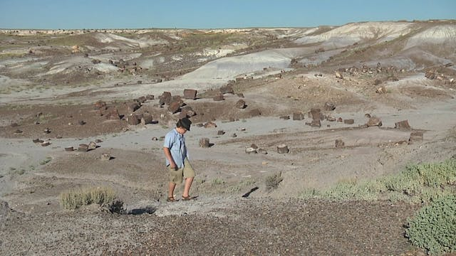 "AS ""Explore Meteor Crater / Petrified Forest National Park"" Bloopers"
