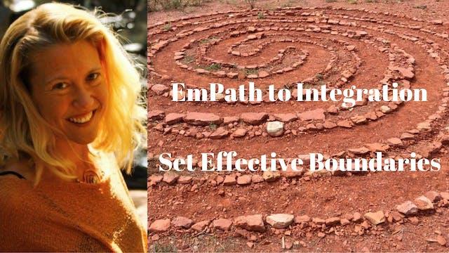 EmPath Boundary Setting