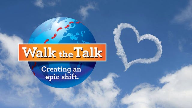 Walk The Talk with Erica Hahn