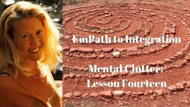 EmPath Mental Clutter