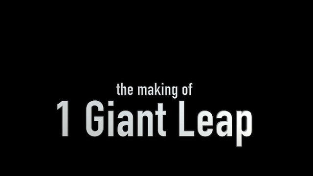 1 Giant Leap - The Making Of - 20 Years On