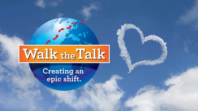 Walk The Talk with Annie Truesdell