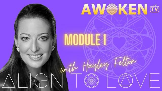 Align To Love Module 1 Video 1.1