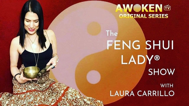 The Feng Shui Lady Show with guest Top Psychic Megan Lane