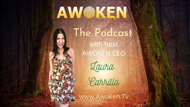 The Awoken Podcast E3 with Michele Am...