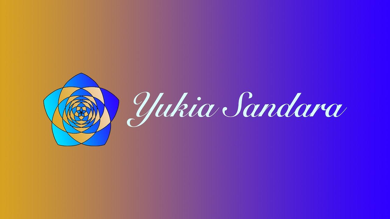 Yukia Sandara Cosmic Portal