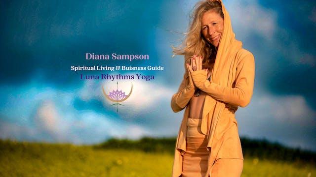 Meet Diana Sampson, Luna Rythms Yoga
