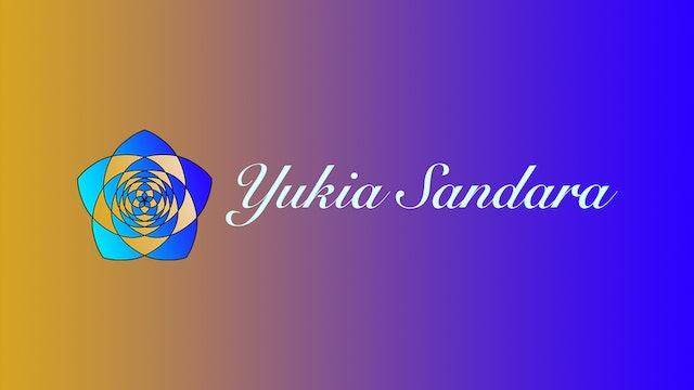 Yukia Sandara Light Language Activation