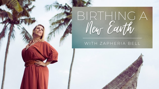 Meet Zapheria Bell with her Birthing A New Earth Trailer