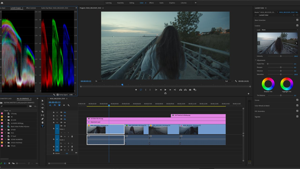 Creative Editing For Film and Video