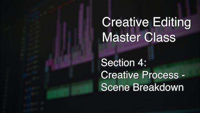 Section 4: Creative Process - Scene b...