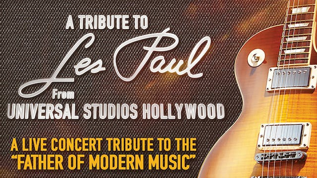 A Tribute To Les Paul - film