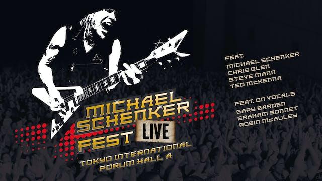Michael Schenker - Fest: Live Tokyo International Forum Hall A - film