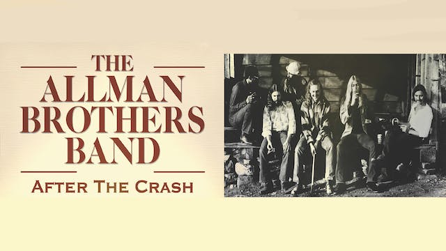 The Allman Brothers Band: After The Crash - film