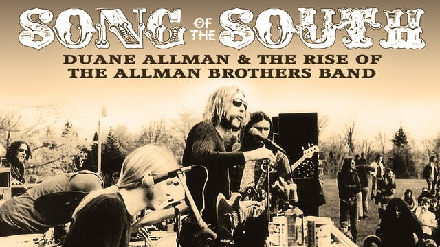 Duane Allman - Song of The South - film