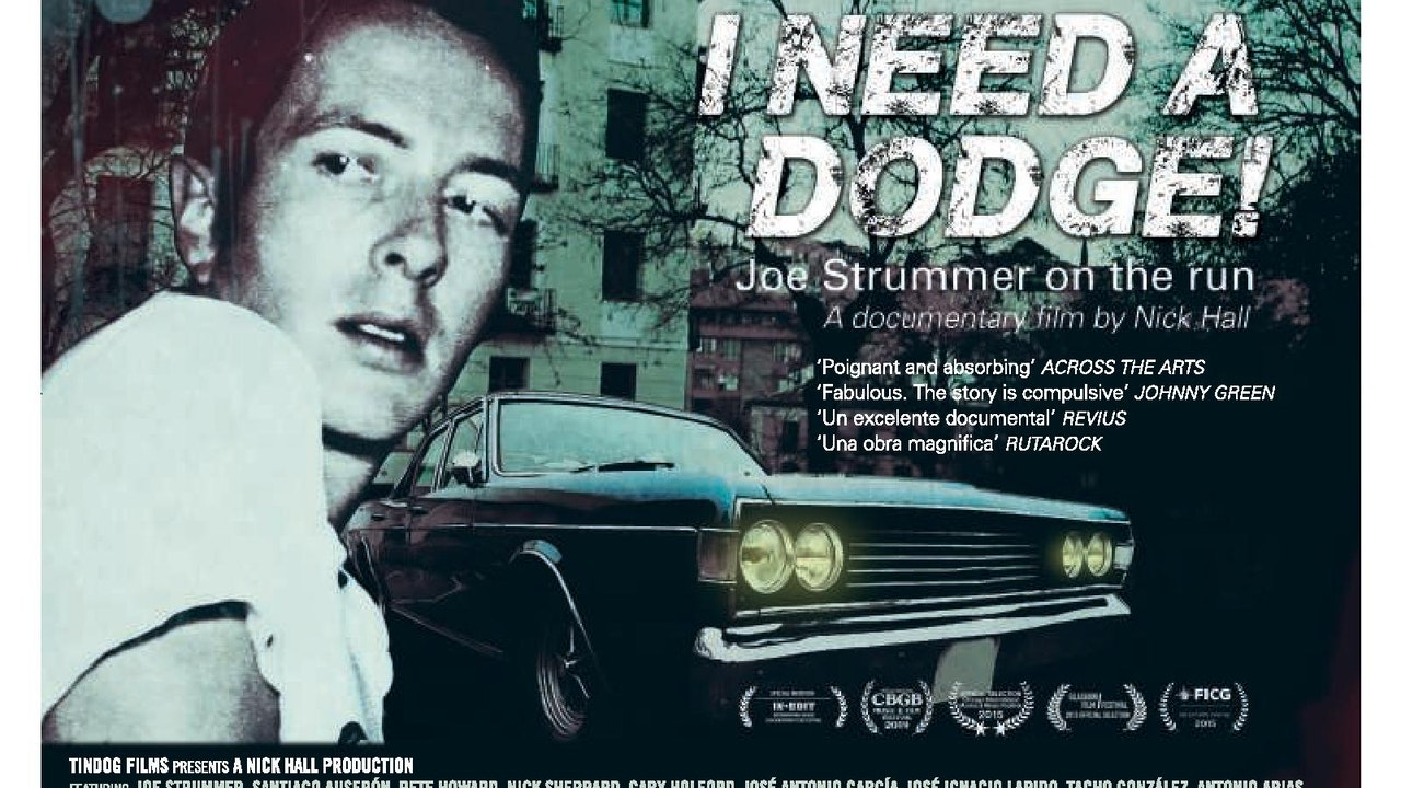 Joe Strummer - I Need a Dodge: Joe Strummer on the Run