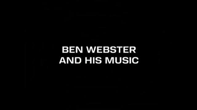 Ben Webster - TV-Byen, April, Concert 1968