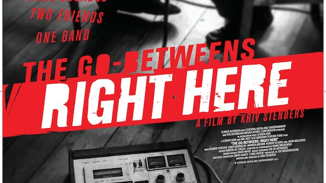 The Go-Betweens - Right Here