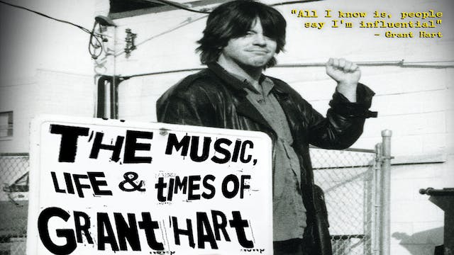 Grant Hart - Every Everything - film