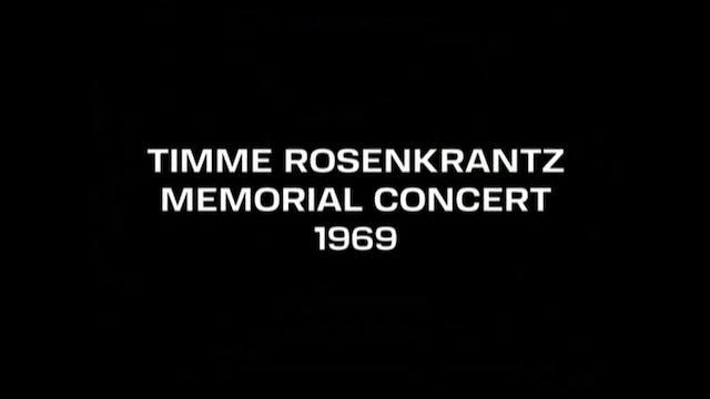 Ben Webster - Memorial Concert 1969
