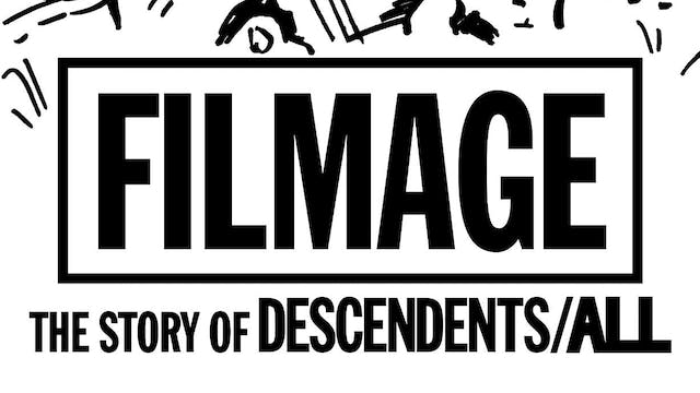 Descendents - Filmage: The Story of Descendents/All - film