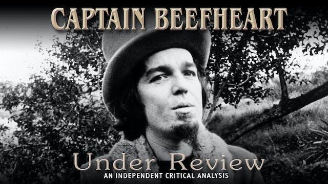 Captain Beefheart – Under Review - film