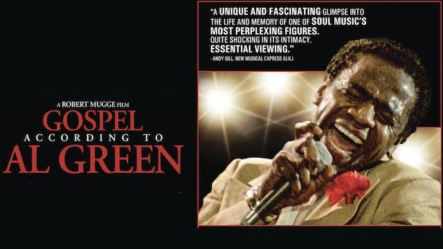 Al Green - Gospel According to Al Green - film