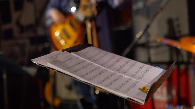 John Patitucci Electric Guitar Quartet live at The Iridium in New York City, May 2015.