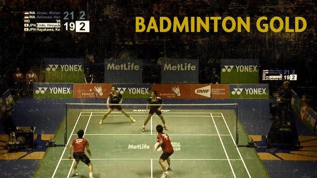 Badminton Gold