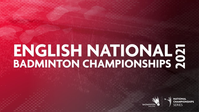 English National Badminton Championships 2021