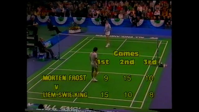 BADMINTON GOLD | YAE 1984 | Morten FR...