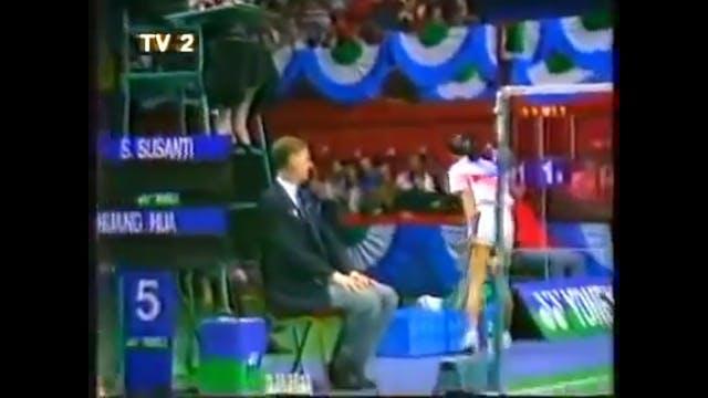 BADMINTON GOLD | YAE 1990 | Susi SUSA...