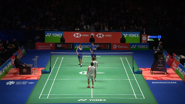 YAE 2020 | GIDEON/SUKAMULJO vs LEE/WANG | MD SEMI-FINAL
