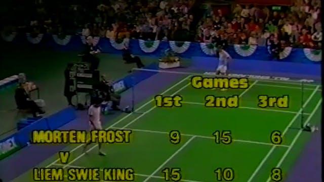 BADMINTON GOLD | YAE 1984 | Morten FR...