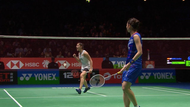 YAE 2020 | Carolina MARIN vs TAI Tzu Ying | WS SEMI-FINAL