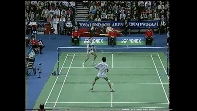 BADMINTON GOLD | YAE 1996 | Poul-Erik HOYER-LARSEN v Rashid SIDEK | MS FINAL