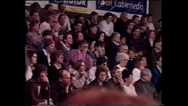 BADMINTON GOLD | EN 1995 | Darren HALL vs Anders NIELSEN | MS FINAL
